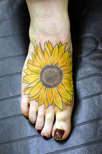 Lovely Flower Tattoo Ideas 107