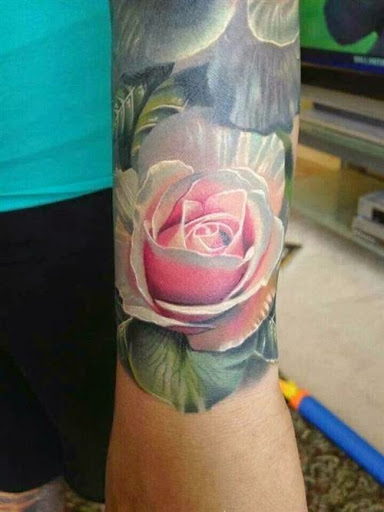 Lovely Flower Tattoo Ideas 110