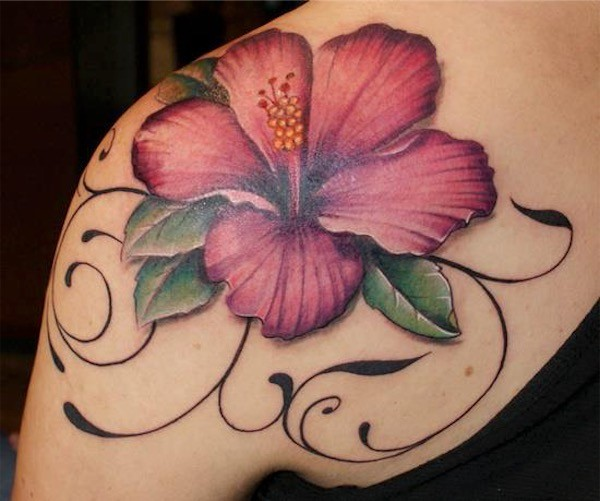 Lovely Flower Tattoo Ideas 38