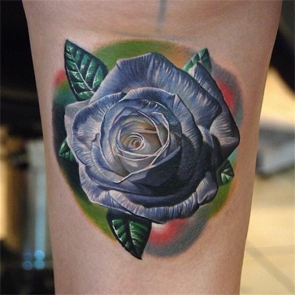 Lovely Flower Tattoo Ideas 42