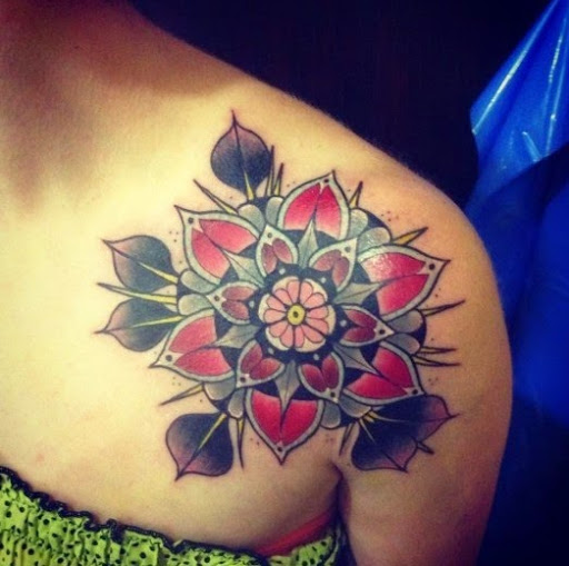 Lovely Flower Tattoo Ideas 86