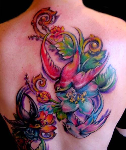Lovely Flower Tattoo Ideas 90