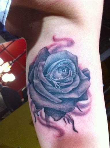 Lovely Flower Tattoo Ideas 92