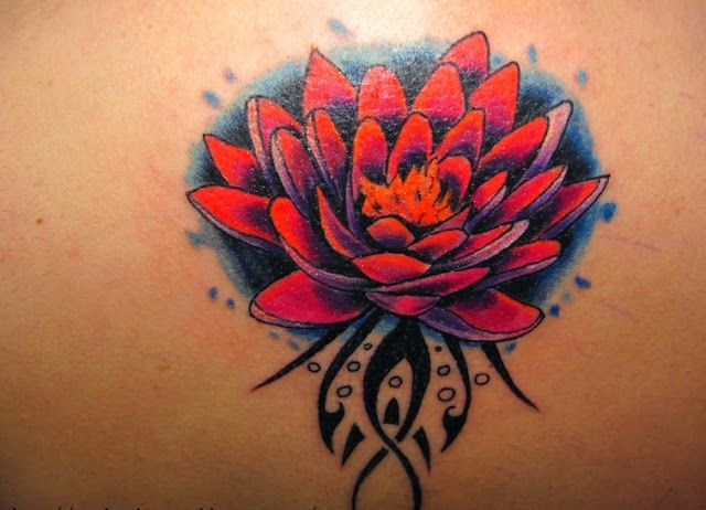 Lovely Flower Tattoo Ideas 97