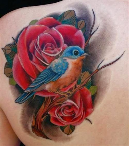 Lovely Flower Tattoo Ideas 98