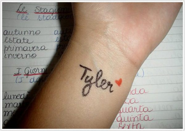 Name tattoo Ideas
