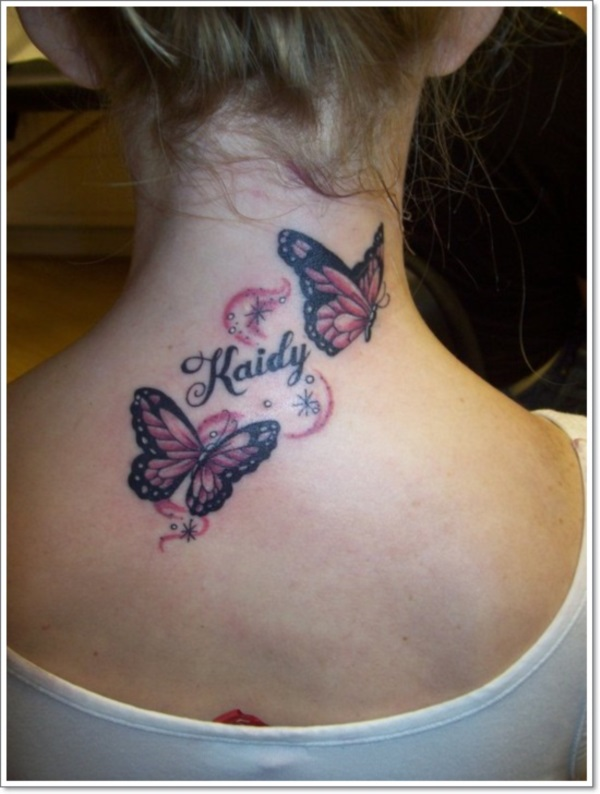 Neck Tattoo Designs For Male And Female