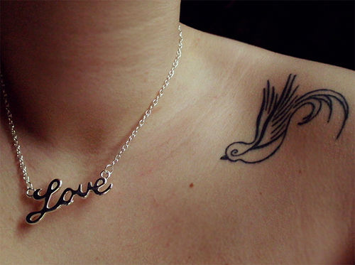Wonderful Swallow Tattoo Designs 13