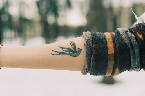 Wonderful Swallow Tattoo Designs 18