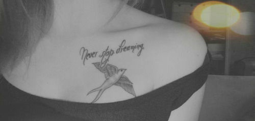 Wonderful Swallow Tattoo Designs 19