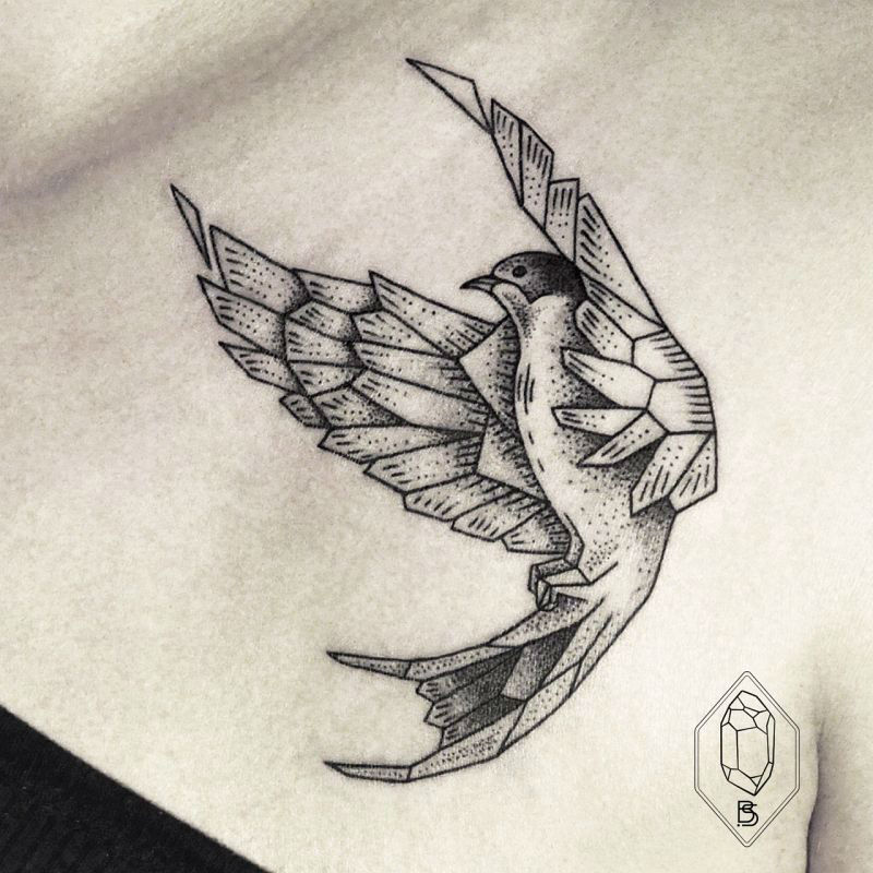 Wonderful Swallow Tattoo Designs
