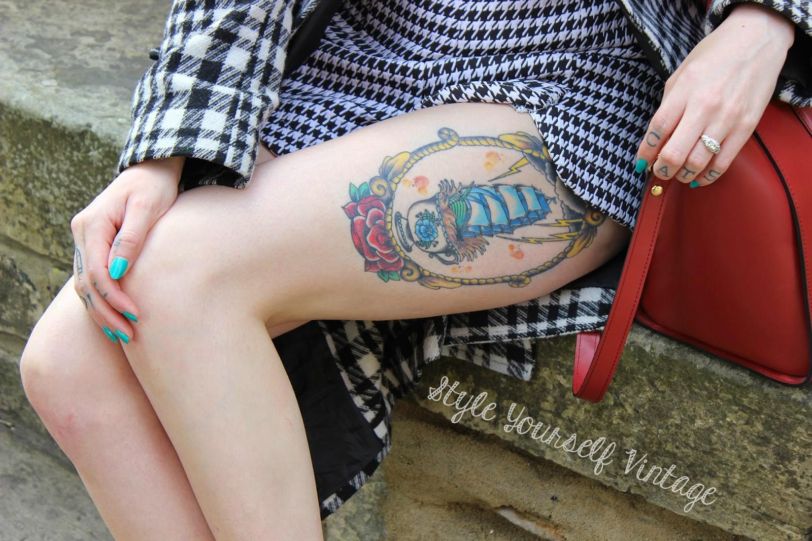 Appealing Tattoos for Women 103