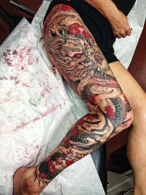 Appealing Tattoos for Women 107