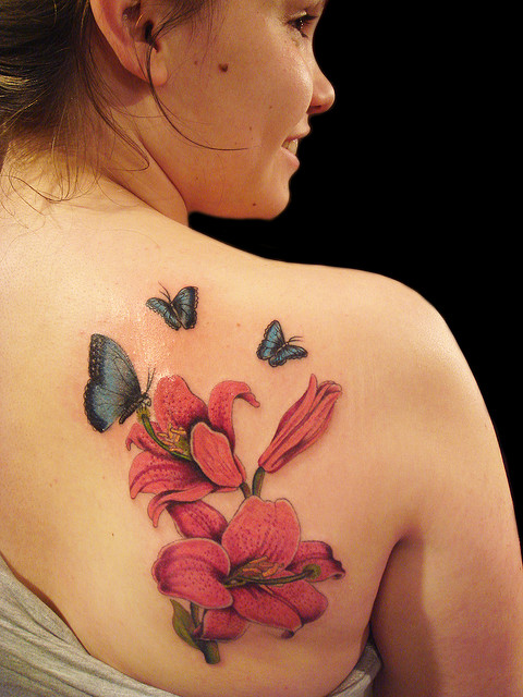 Appealing Tattoos for Women 17