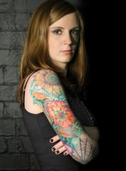 Appealing Tattoos for Women 22
