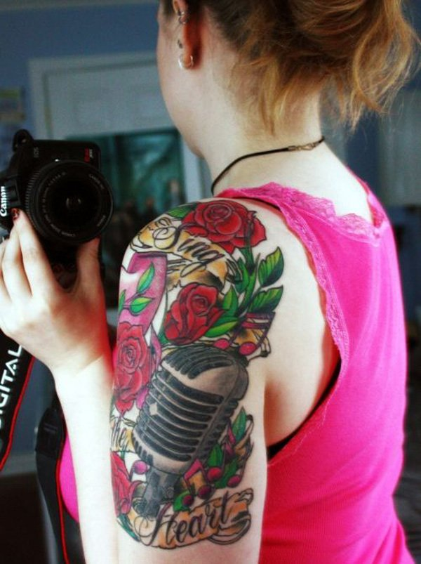 Appealing Tattoos for Women 3