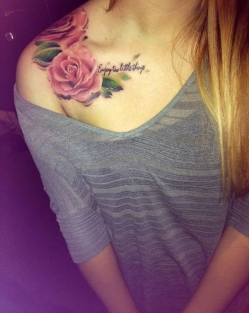 Appealing Tattoos for Women 7