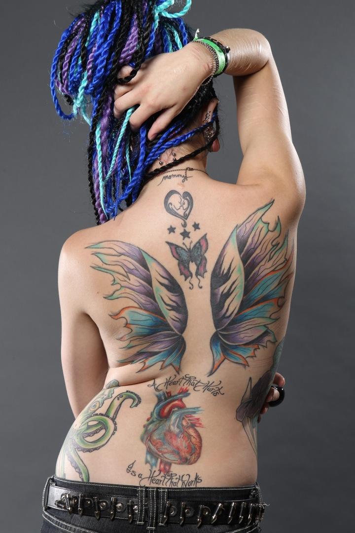 Appealing Tattoos for Women