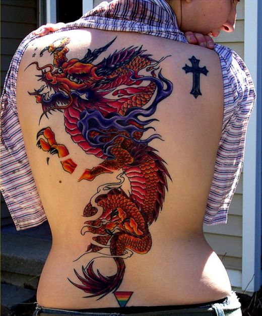 Appealing Tattoos for Women