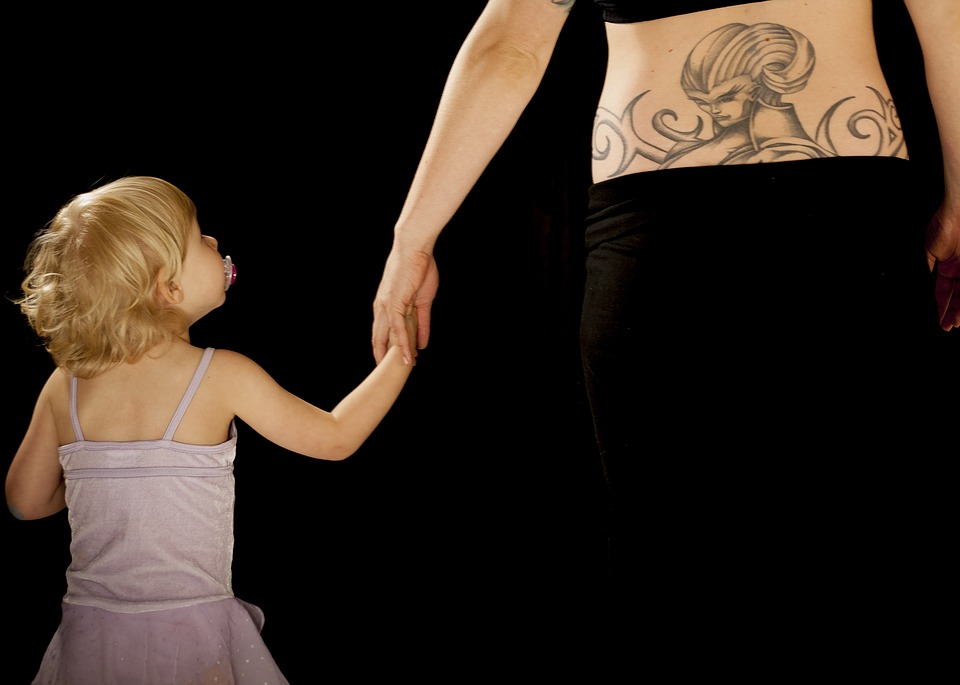 Appealing Tattoos for Women 93