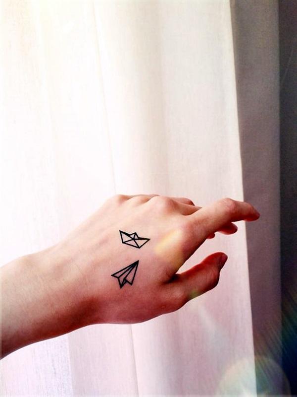 Boat Tattoo Designs 13