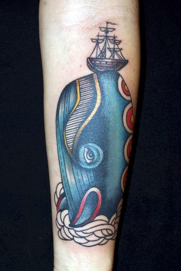 Boat Tattoo Designs