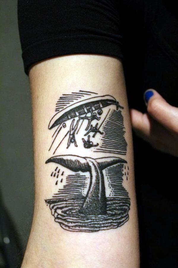 Boat Tattoo Designs 40