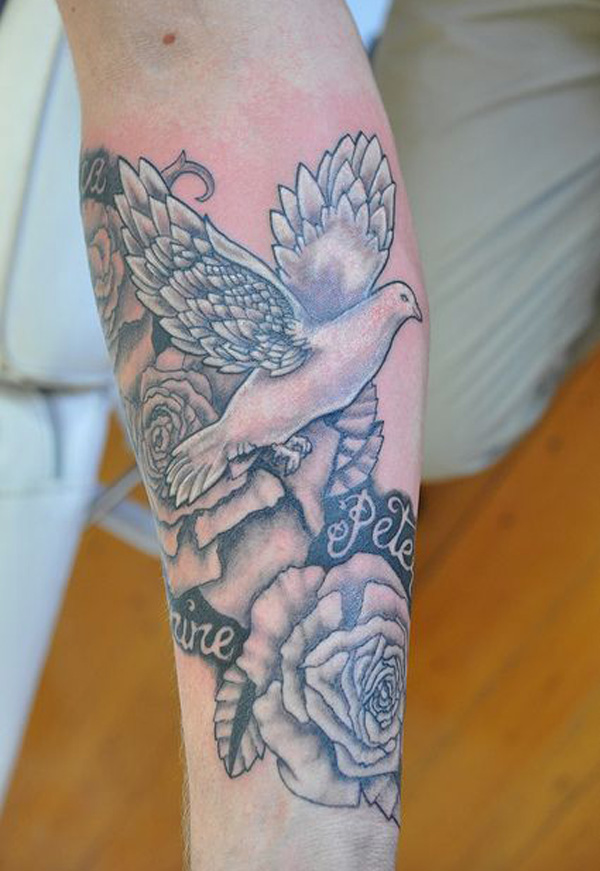 Dove Tattoos 35