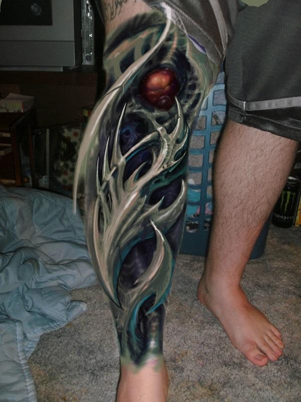 Insane Mechanics Tattoo Designs 14