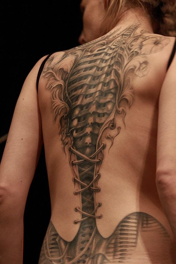 Insane Mechanics Tattoo Designs 16