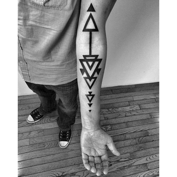 Original Line Tattoo Designs 13