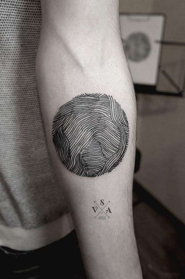 Original Line Tattoo Designs 14