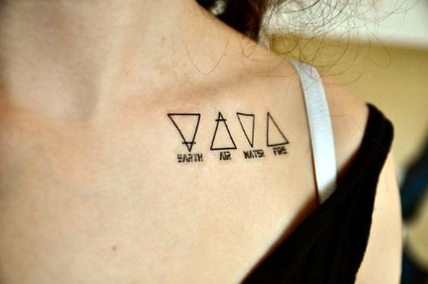 Perfect Elemental Tattoo Ideas 24