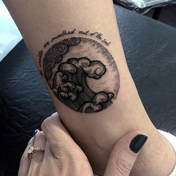 Perfect Elemental Tattoo Ideas 30