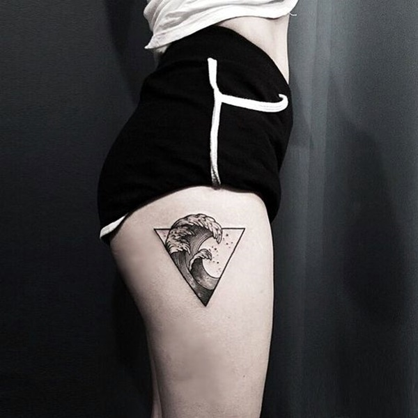 Perfect Elemental Tattoo Ideas 34