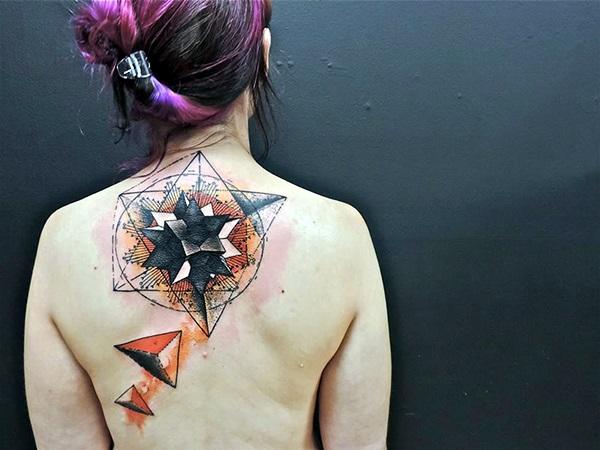 Perfect Elemental Tattoo Ideas 42