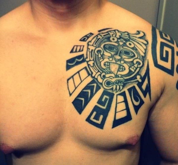 Aztec Tattoo Designs 23