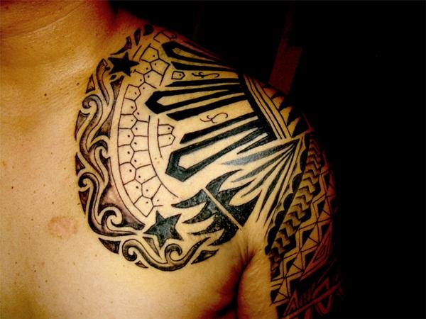Aztec Tattoo Designs 26