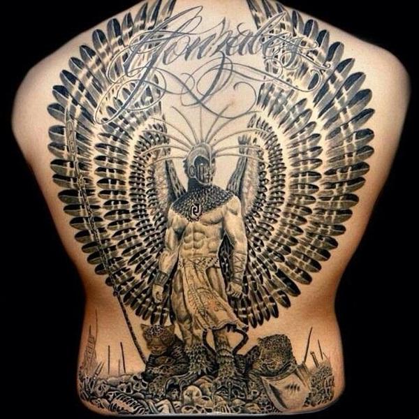 Aztec Tattoo Designs 31 Tattoos Era