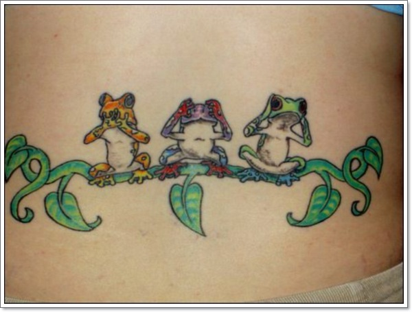 Monkey Tattoo Designs 9
