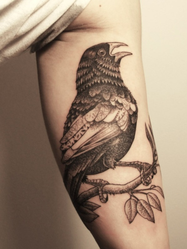Stunning Black And Grey Tattoos 28