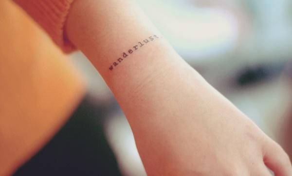Unique Minimal Tattoo Designs 13