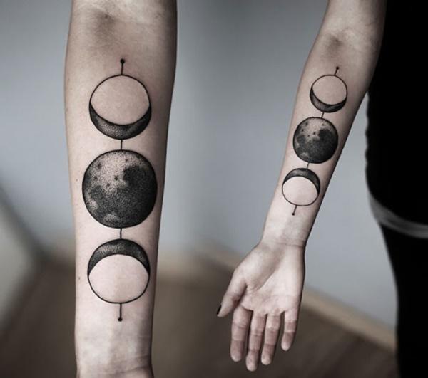 Unique Minimal Tattoo Designs 54