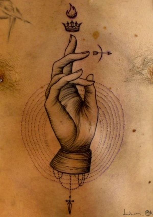 Unique Minimal Tattoo Designs 59