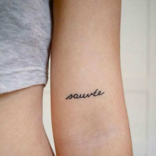 Unique Minimal Tattoo Designs 63