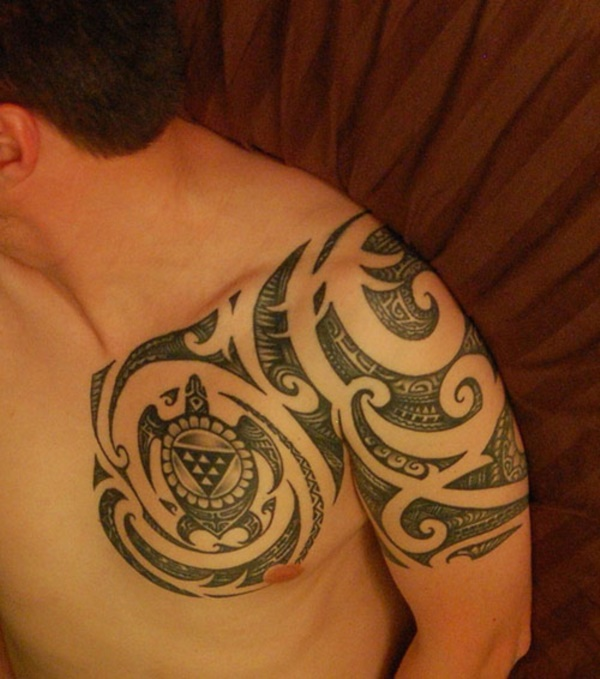 marquesan tattoos for men and women 17