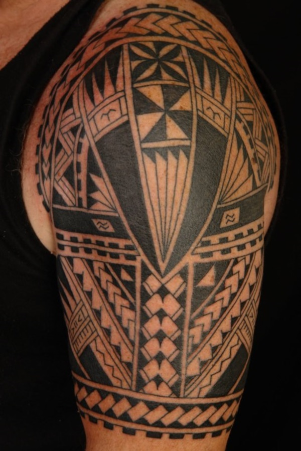 marquesan tattoos for men and women 19