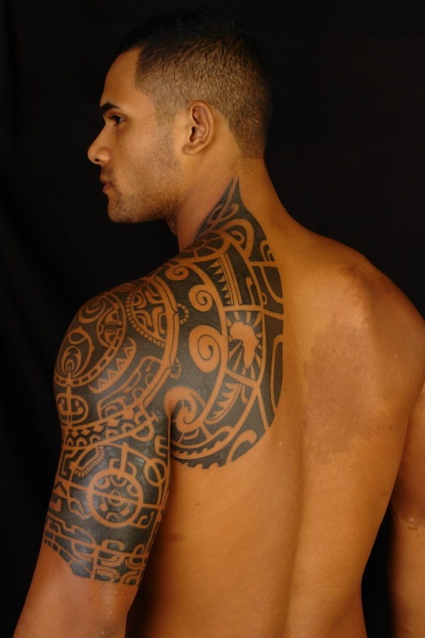 marquesan tattoos for men and women 22