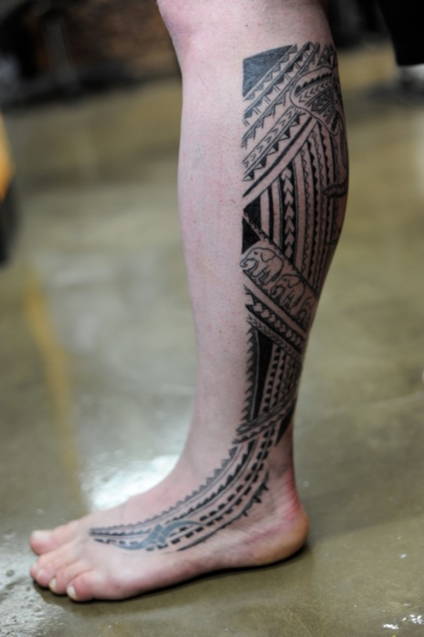 marquesan tattoos for men and women 25