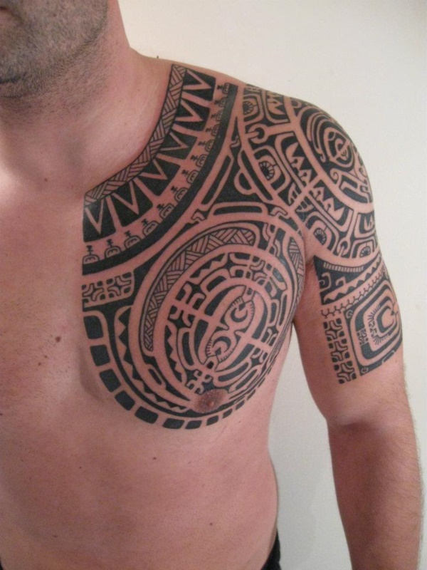 marquesan tattoos for men and women 27